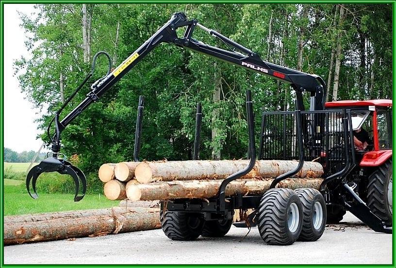 Гидроманипулятор своими руками на трактор для леса 47