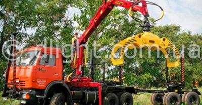 КамАЗ-53228 DL-70L