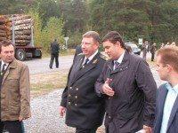 Житомирская выездная коллегия Госкомлесхоза Украины