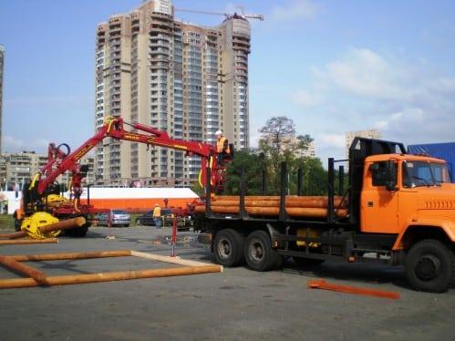 Выставка «Примус: деревообрабатывающая промышленность 2008»
