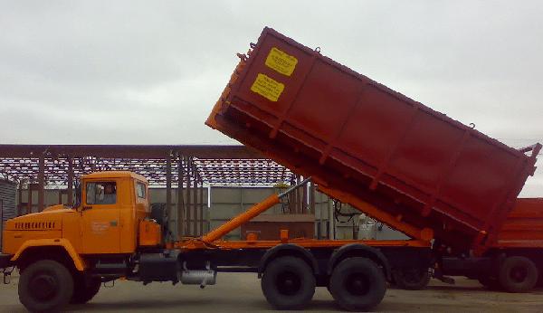 kraz multilift 600