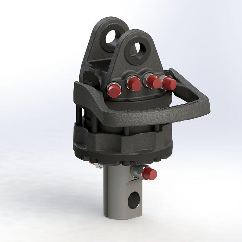 ротатор гидроманипулятора