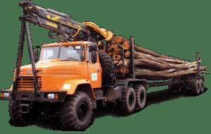 купить лесовоз краз в Украине