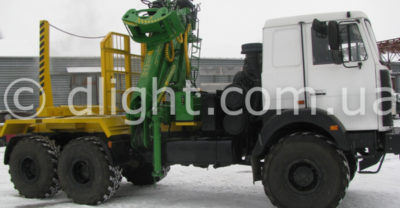 МАЗ с КМУ ОМТЛ-120-01