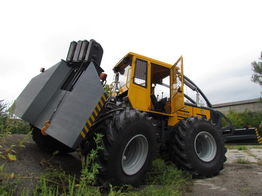 tractor gal 5052 2