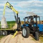 Презентуємо та пропонуємо новинку: напівпричеп тракторний DL Agromaster