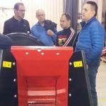 Тренінг з представниками Farmi Forest на нашому виробництві