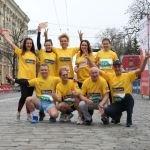 Як ми прийняли участь у міжнародному марафоні у Харкові