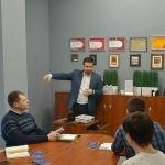 Тренінг-семінар Amco Veba у нашому офісі
