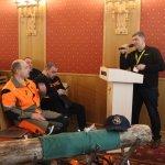 Семінар для працівників лісової галузі в Івано-Франківську