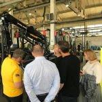 Виробництво компанії Д ЛАЙТ відвідала комісія народних депутатів України
