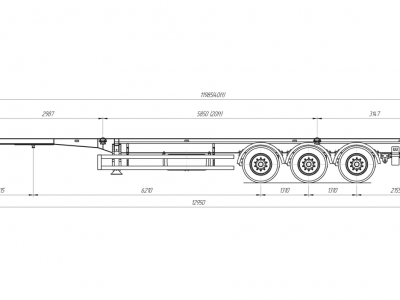 container-chassis-dl-1200