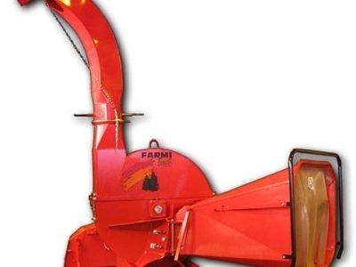 рубительная машина фарми с ручной подачей материала
